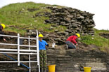 revealing the broch at South Howe