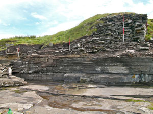 South Howe Broch and settlement