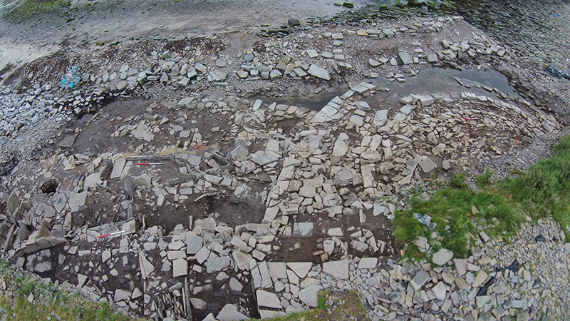 Swandro site photograph 1
